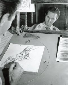 chuck-jones-animator-cartoon-bugs-bunny-daffy-duck1